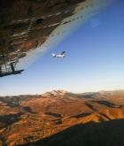Flying over Aspen